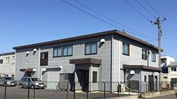茨城県にある関東営業所・茨城工場